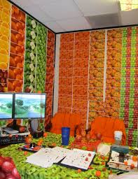 office birthday decoration ideas. 20 Cubicle Decor Ideas To Make Your Office Style Work As Hard .. Birthday Decoration