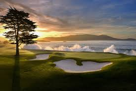 Designer Of Pebble Beach Golf Course Hurricane Golf News Reviews Famous Golf Courses Pebble