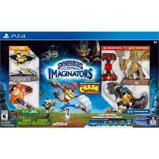 Skylanders Imaginators Chart Skylanders Imaginators Starter Pack Playstation 4