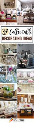 Complete visual tutorial here francoisetmoi. 37 Best Coffee Table Decorating Ideas And Designs For 2021