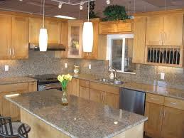 Photos Of KZ Kitchen Cabinet U0026 Stone   San Jose, CA. Canadian Maple Shaker  Style Cabinets With Giallo Venez Granite