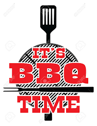 Barbecue Flyers Its Bbq Time Vector Is An Illustration Of A Cookout Or Bbq