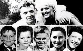 Crimes that made Ian Brady and Myra Hindley notorious