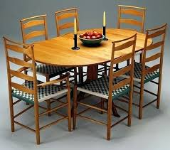shaker style dining table shaker dining table and chairs here shaker style dining room table shaker style dining table