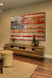 flag brown distressed wood wall art mont hill inc hautelook and tal interior walls makeup vanity mirror with lights carved nature large feature recycled