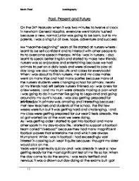 Sample Biographical Essay Autobiographical Sketch Essay Volunteercorpsnepal Org