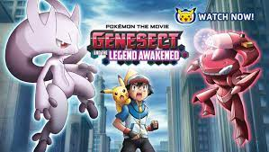Pokémon - When a group of Genesect attract the attention of the Legendary  Pokémon Mewtwo, can Ash, Pikachu, and their friends stop the clash before  it destroys a city? Tune in to