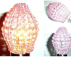 beaded bulb cover chandelier bulb cover led candle light bulbs candelabra glass covers
