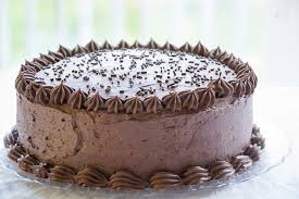 chocolate cake with frosting. Contemporary With ChcolatecakewithChocolateFrosting On Chocolate Cake With Frosting