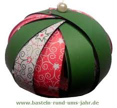 Weihnachten Basteln Rund Ums Jahr