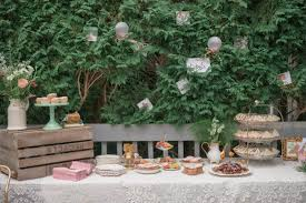 liv turns one a vintage garden first birthday party