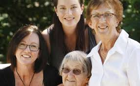 Family gains its fifth generation | Daily Mercury