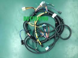 rare obsolete john deere am129910 wiring harness for 345 s n image is loading rare obsolete john deere am129910 wiring harness for