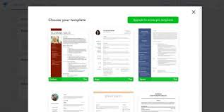 Free Online Modern Resume Maker Top 11 Free Online Resume Builders 2019 Reviews Features