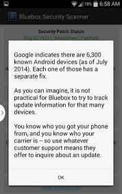 Impersonate Your To Fake Has Allowing A Id Problem Malware Android v7vrz
