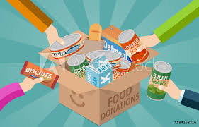 Food Drive Posters Photo Art Print Food Drive Donation Box Europosters