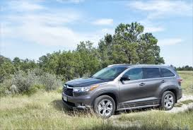 2015 Toyota Highlander is Family-oriented Excellence - CarNewsCafe