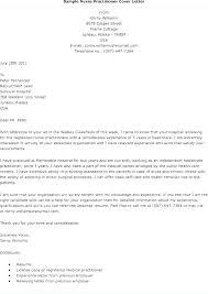 New Graduate Nurse Cover Letter Resume Cover Letter Cover Letter