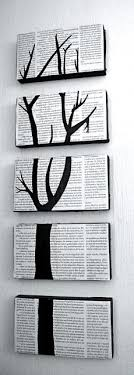interest diy upcycled wall art