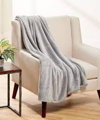 Sl Home Fashions Throw Blanket