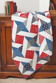 95 best Patriotic Quilt Patterns and Projects / Quilts of Valor ... & Friends & Heroes Quilt - Fons & Porter Adamdwight.com
