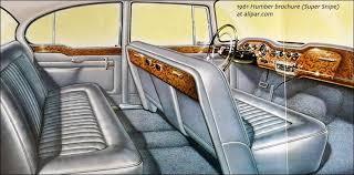 Humber: Upmarket Britsh cars acquired by Chrysler | Allpar Forums