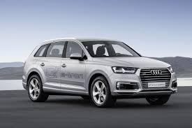 Great class, minimal emissions – the new Audi Q7 e-tron 2.0 TFSI ...