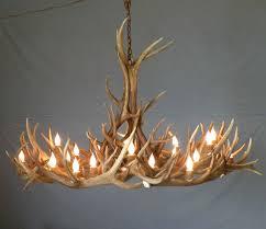 real antler chandelier elk pendant lighting real antler chandelier for deer chandeliers horn ceiling fan