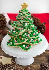 Sugar Cookie Tree Designs Cookie Tree Preppy Kitchen