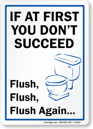occupied bathroom sign. Occupied Bathroom Sign For Cool Flush After Using Signs