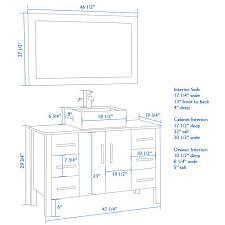 ada bathroom counter height. ada bathroom outlet height decor: new modern vanity counter b
