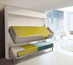 folding bed into wall