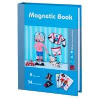 """<b>Развивающая</b> игра <b>Magnetic</b> Book """"Интересные профессии ..."""