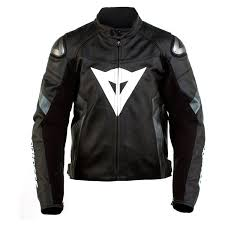 dainese veloce leather jacket