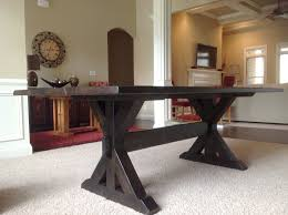 design for less furniture. Design For Less Furniture Of Luxury Awesome Rustic Farmhouse Trestle Table By Brothers Designs Contact