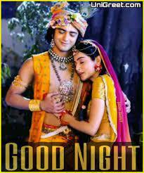 BEST Good Night Radha Krishna Images ...
