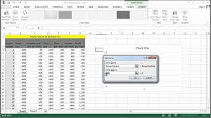 Profit Spreadsheets How To Do A Profit Volume Graph In Excel Using Excel Spreadsheets