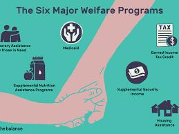 Welfare Programs Definition List Myths Vs Facts