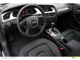 black audi a4 interior. black interior 2009 audi a4 32 quattro sedan photo 44587894 t