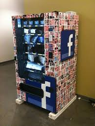 Creative Vending Machine Ideas Awesome Facebook's Vending Machines Dispenses Computer Accessories For Staff