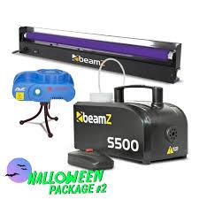 halloween lighting effects machine. Beamz Halloween Lighting Pack #2 Effects Machine