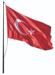 Türk Bayrağı 100X150 cm (Rachel)