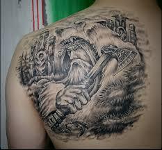 татуировки славянской тематики мужские и тату для девушек