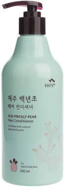 Flor de Man <b>Кондиционер для волос</b> увлажняющий <b>Jeju</b> Prickly ...