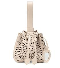 Alaia Size Chart Rose Marie Leather Clutch