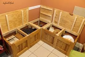 Bench Breakfast Nook Kitchen Small Furniture Corner Bench Ideas Dining Breakfast Nook