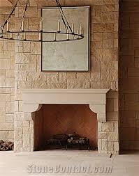 Best 25 Limestone Fireplace Ideas On Pinterest  French Country Limestone Fireplace Mantels