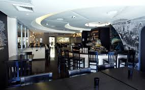 High End Bar Furniture Design of Empellon Cucina Restaurant