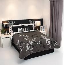 black gray silver comforter sheets bedding set full p on turquoise and silver bedding blue sets