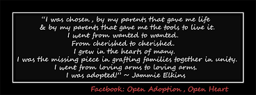 Open Adoption, Open Heart: Adoption Quotes